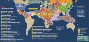 Guerra e crisi climatica in Caoslandia