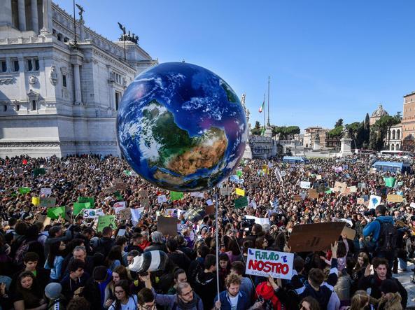 La Rivoluzione Ambientale in 4 azioni