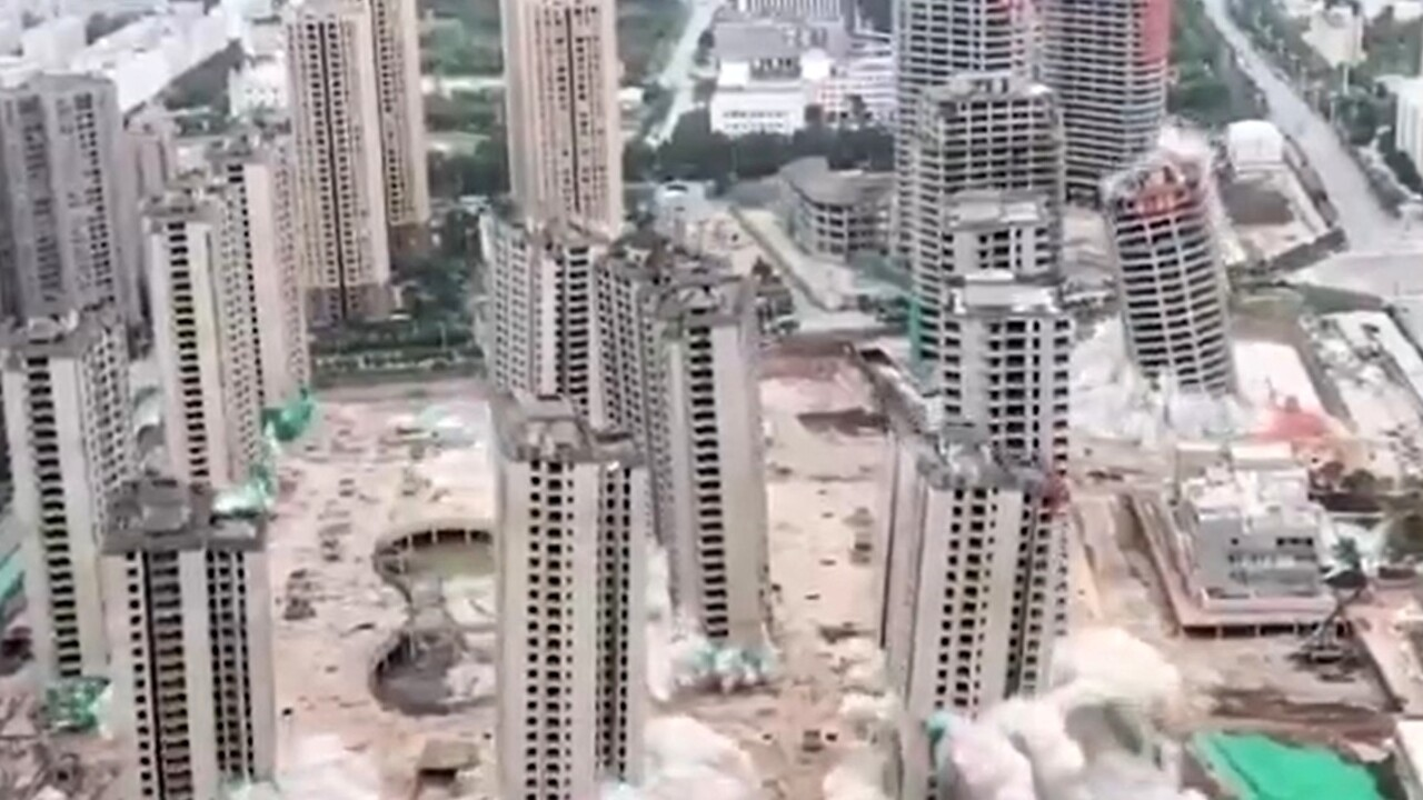 La crisi immobiliare cinese è una buona notizia per il pianeta